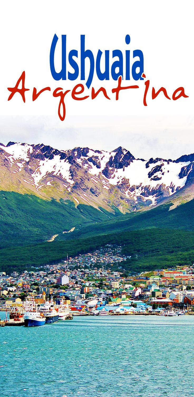 Usuhaia, Argentina                                                                                                                                                                                 Más
