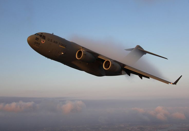 Local witnesses said a Boeing C-17 Globemaster III strategic airlifter was delivered to the Algerian Air Force. But it was a Qatari cargo. Updated Dec. 16, 12.00 GMT A Boeing C-17 Globemaster III s...