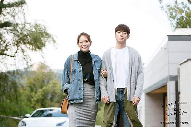 """15 Likes, 1 Comments - TOMORROW WITH YOU 내일 그대와 (@tomorrowwithyouofficial) on Instagram: """"[Episode 6] Yoo So Joon Song Ma Rin #TomorrowWithYou . Tag Your Friends . Date : Friday &…"""""""