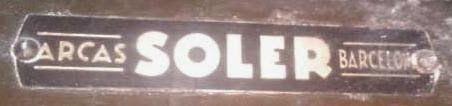 Abrir y reparar su caja fuerte antigua SOLER  por WhastApp ¡¡¡ Ya es posible !!! conecte con nuestro telefono 608 605 111 y le pasaremos presupuesto en España