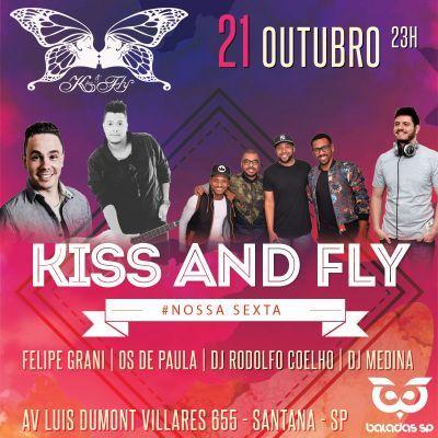 O melhor do Pagode e Sertanejo na Kiss and Fly Club ! Coloque seu nome na lista pelo link: http://www.baladassp.com.br/balada-sp-evento/Kiss-and-Fly-Club/550 Whats: 951674133