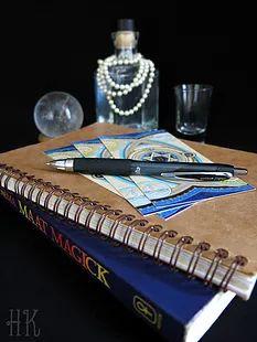 Urban Arcana - Devenir le Reflet - Un rituel simple, amusant et incroyablement flexible à faire avec un grand miroir clair!