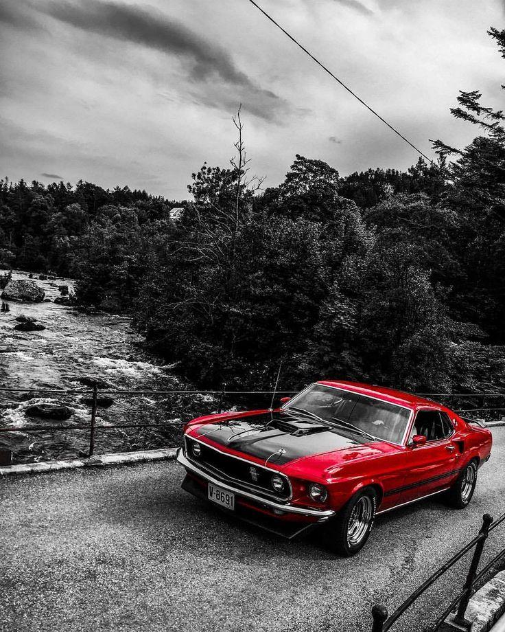 69 Mustang Mach 1