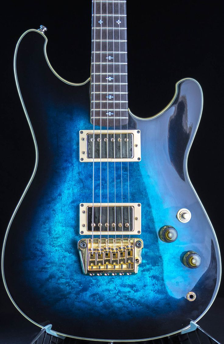 1983 Ibanez Steve Lukather RS1010 SL - Marine Sunburst