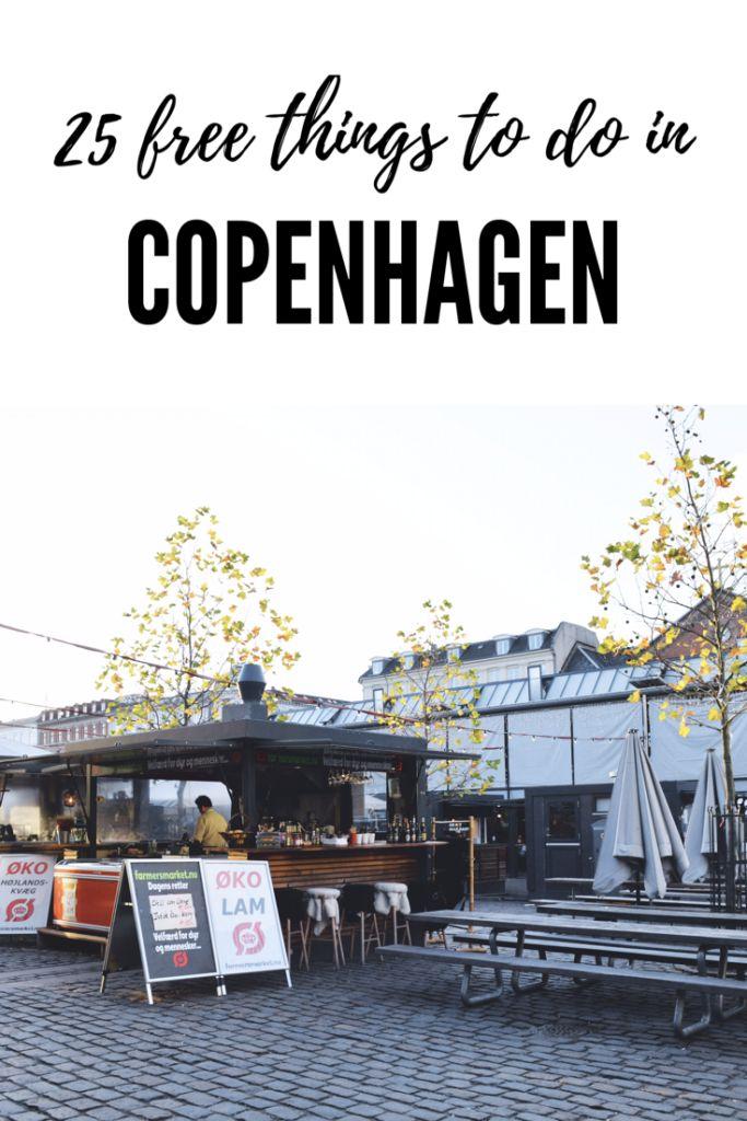 25 Free Things to Do in Copenhagen