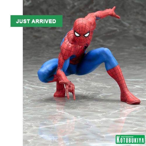 Buy The Amazing Spider-Man ArtFX+ Statuefor R1,959.00