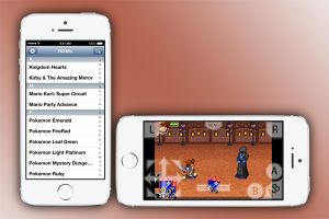You can play all your favorite games that you use to play and all you need to do is simply link your Dropbox account that has the ROMs and you will be all set to enjoy. It can be more fun with the cheat support and specially designed controller for the iPhone, as if you are really playing it on your Game Boy Advance.