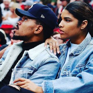 Chance The Rapper - Girlfriend Kirsten Corley 2017  Chance the Rapper was spotted at a Chicago Bulls preseason game with his girlfriend Kirsten Corley. Earlier this year the former couple reached an agreement in their child support case. They have an adorable daughter named Kensli. Chance and Kirsten were living together but then things got complicated.  Chance's career took off overnight. I think that's why his relationship with Kirsten didn't work out. Who knew Coloring Bookwould make…