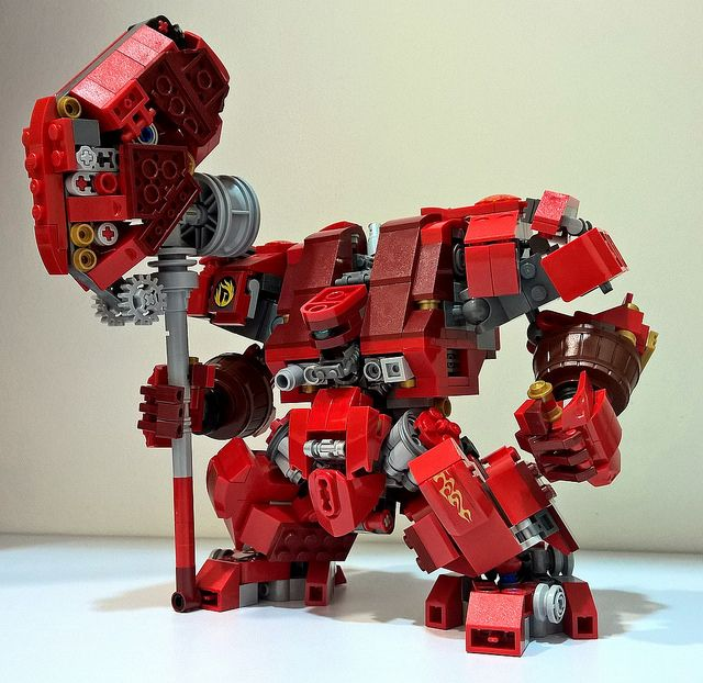 Double whammy dreadnought http://www.brothers-brick.com/2015/11/30/double-whammy-dreadnought/