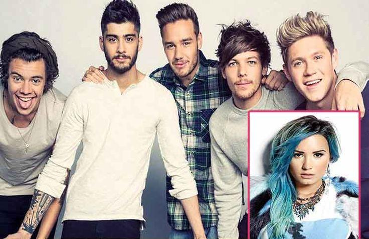 Виж с какво Деми Ловато обиди момчетата от One Direction... #ShowStoriesBG  #DemiLovato #OneDirection