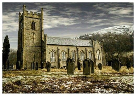 arkengarthdale church North Yorkshire