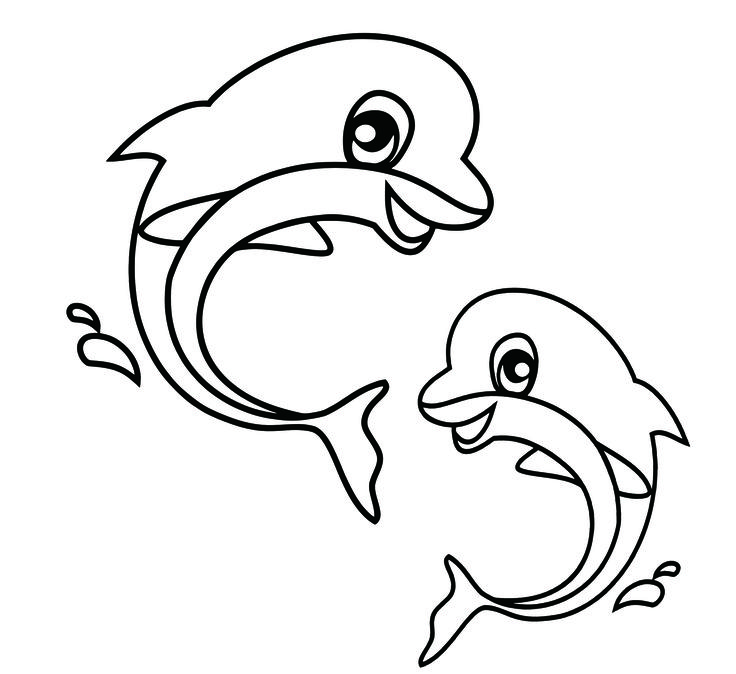 coloring pages animals sea animal coloring pagesfree printable kids ocean animals coloring - Cute Jungle Animal Coloring Pages