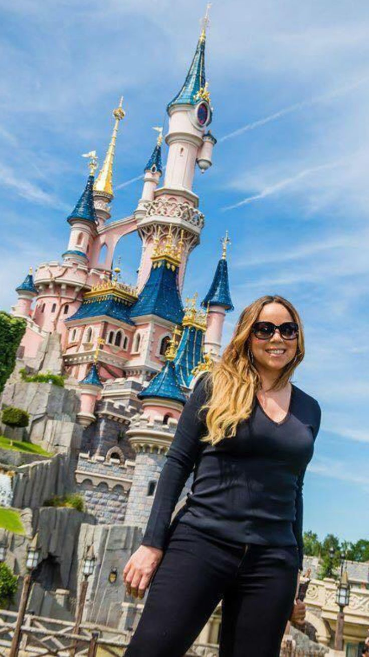 Ma mariah carey weight loss tip mariah - Disneyland Paris Mariah Carey