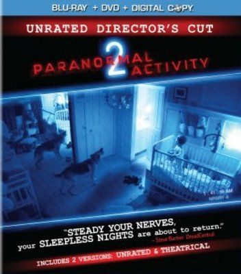 Paranormal Activity 2 (2010) movie #poster, #tshirt, #mousepad, #movieposters2