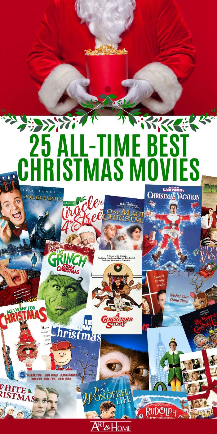 Best Christmas Movies 25 All Time Favorites Art Home Best Christmas Movies Animated Christmas Movies Christmas Movies