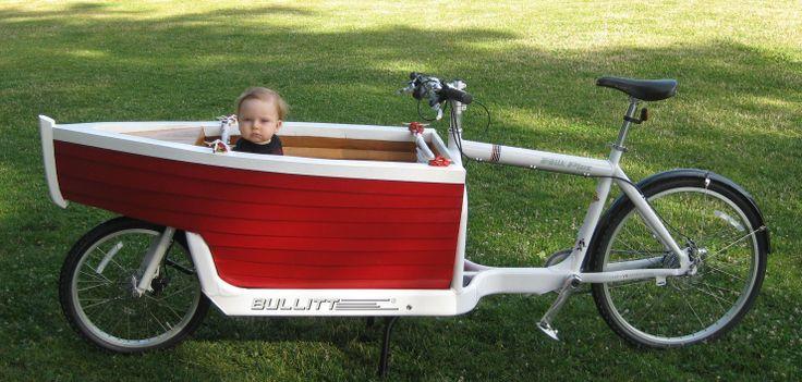 bulliitt cargo bike boat