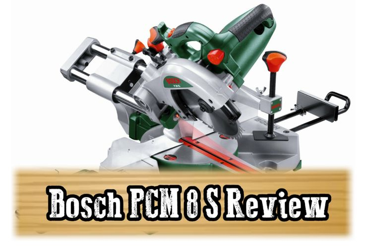 Bosch PCM 8 S Review - A powerful saw that cuts to precision every single time!