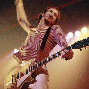 Pete Townshend destroyed guitars almost as much as he played them in the mid- and late 1960s, smashing his Rickenbackers and Strats in frenzies of ritual murder at the end of the Who's stage shows.