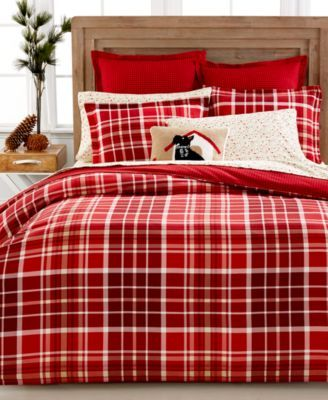 Martha Stewart Christmas Bedding