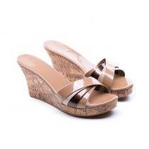 Sandal Wedges Gareu Model RIR 6017 selengkapnya di http://www.galeripos.com/fashion/wanita/sepatu.html