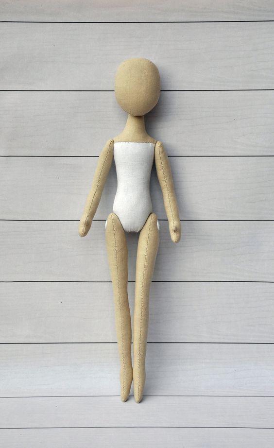 bambole corpo vuoto bambola di pezza 15blank corpo Ragdoll bodyThe NilaDolss: