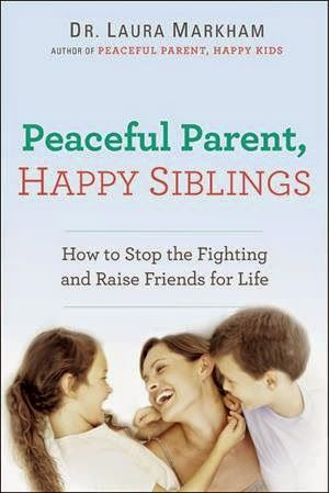 Positive Parents: Raising Happy Siblings - A Q&A with Dr. Laura Markham