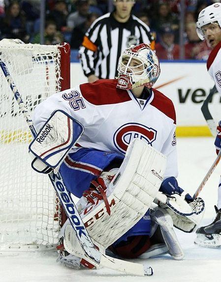 Dustin Tokarski (Canadiens de Montréal)