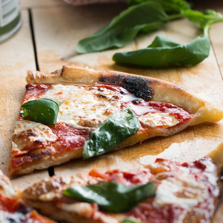 Pizza Margherita by Mario Batali by Tasty