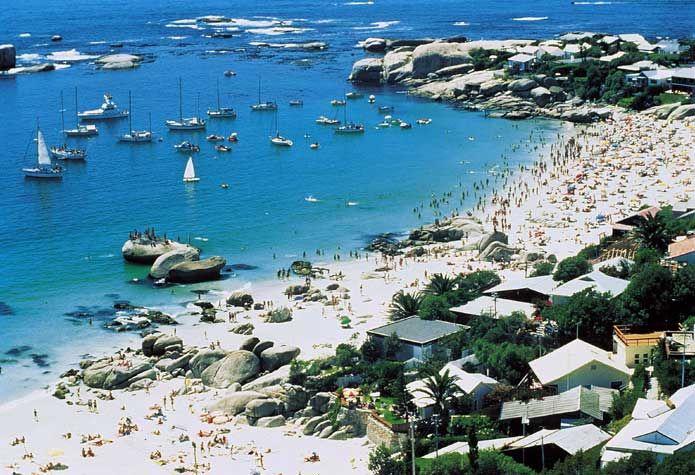 Clifton beaches, Atlantic Seaboard, Cape Town