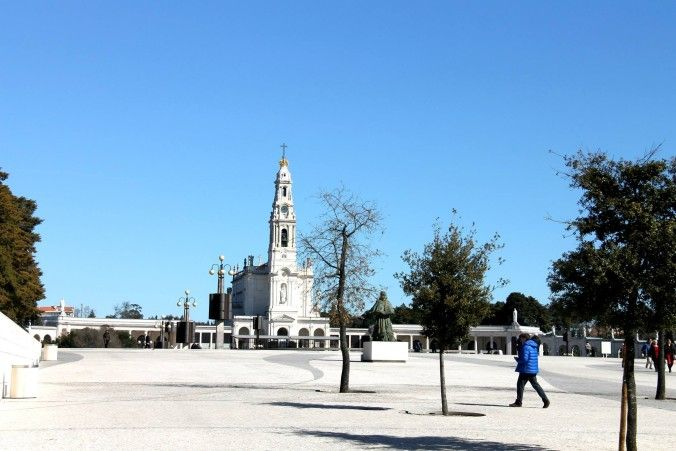 Santuario de Fatima - FÁTIMA E A DEVOÇÃO À VIRGEM MARIAMarcadores: Fátima