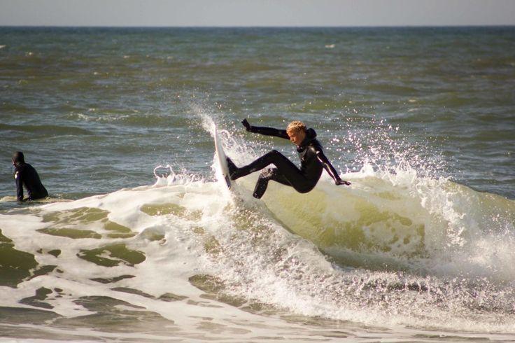 Denmark #coldwatersurf #surfing