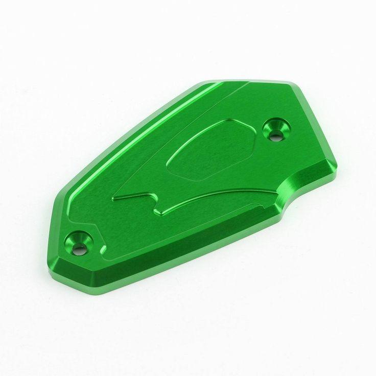 Mad Hornets - Front Brake Reservoir Cover Kawasaki ER6F ER6N (09-14) Z800 (13-14) Versys650, Green, $22.99 (http://www.madhornets.com/front-brake-reservoir-cover-kawasaki-er6f-er6n-09-14-z800-13-14-versys650-green/)