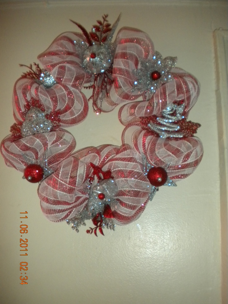 This is from The Platinum, Blushing Red and Candy Cane Collection !!!!