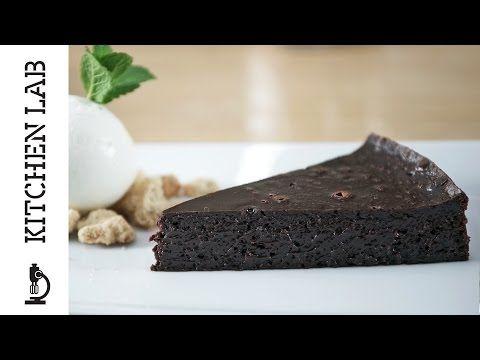ΣΟΚΟΛΑΤΟΠΙΤΑ - Kitchen Lab by Akis Petretzikis - YouTube