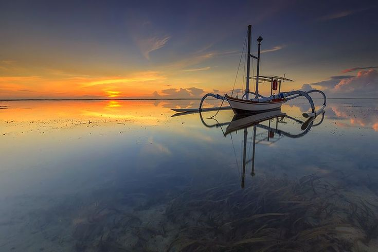 Boat Fisherman by yudik.pradnyana
