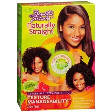 Beautiful Textures Naturally Straight Texture Manageability System - 1 ea