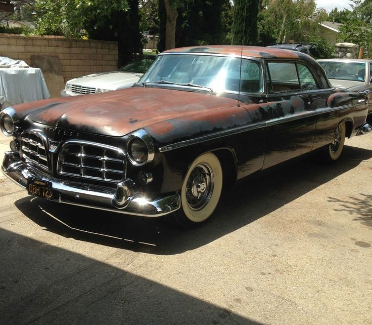 1955 Chrysler C300: Restored The Right Way - http://barnfinds.com/1955-chrysler-c300-restored-the-right-way/