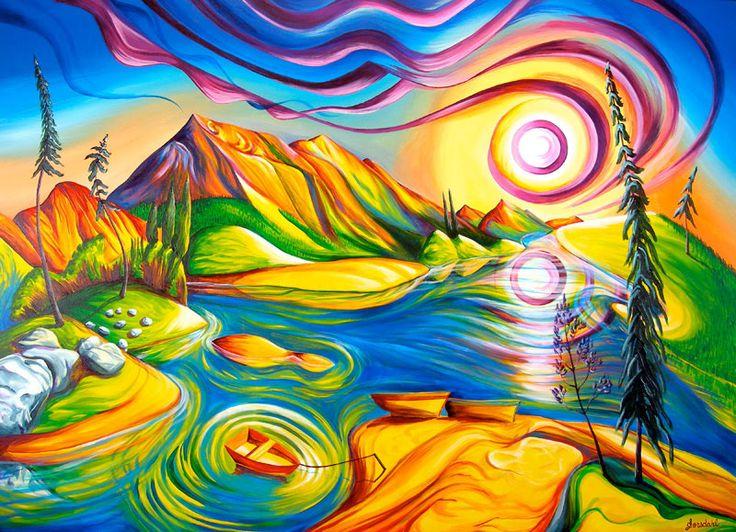 Spirit Of Medicine Lake by Sorsdahl