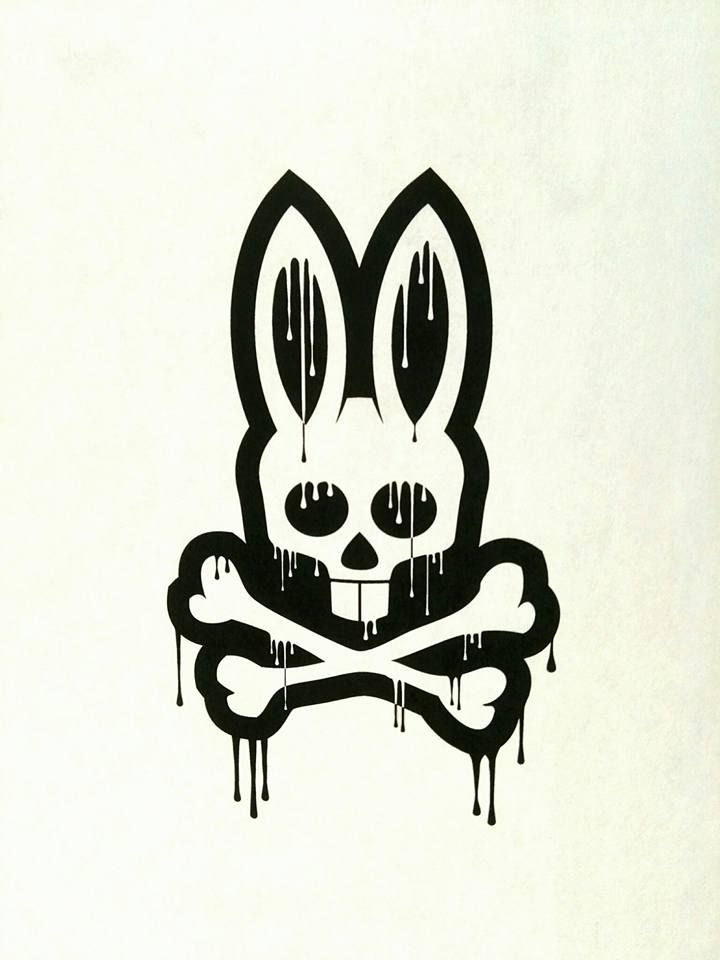 The dripping bunny