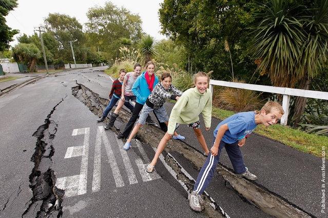 Earthquake in New Zealand http://avaxnews.net/fact/Earthquake_in_New_Zealand.html