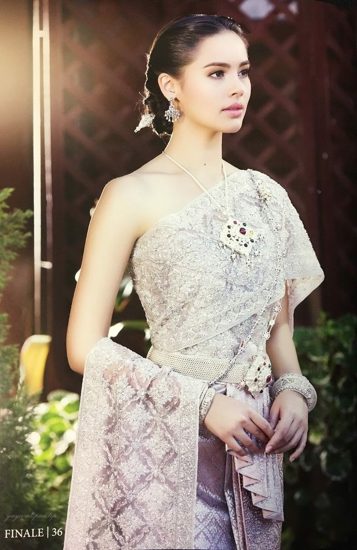 1638 best Beauty Traditional Dresses images on Pinterest | Thai ...
