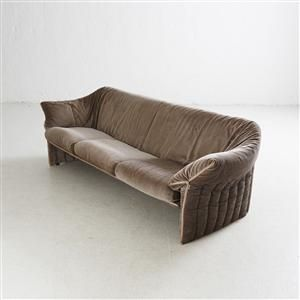 Køb og sælg sofaer - stofsofa, lædersofa, dansk design - Soffa - SE, Stockholms Auktionsverk Online
