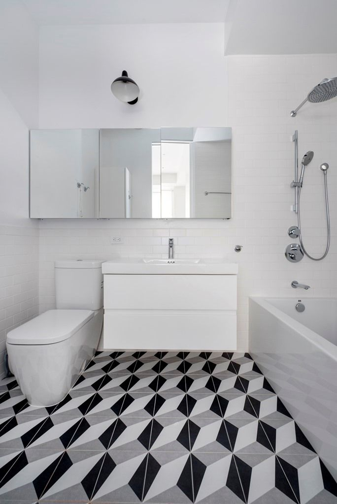 7 Reasons Nyc Homeowners Love Matte Black In The Kitchen And Bathroom Bathroom Remodel Cost Modern Small Bathrooms Simple Bathroom Renovation