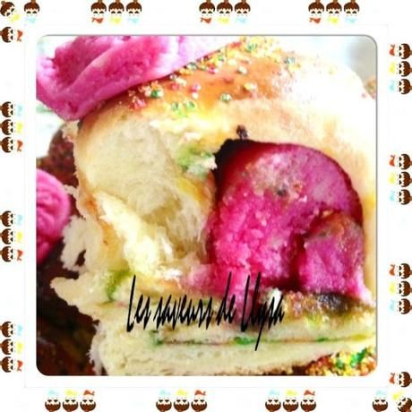 chinois fourr la pte damandes et au sucre color - Pate A Sucre Colore
