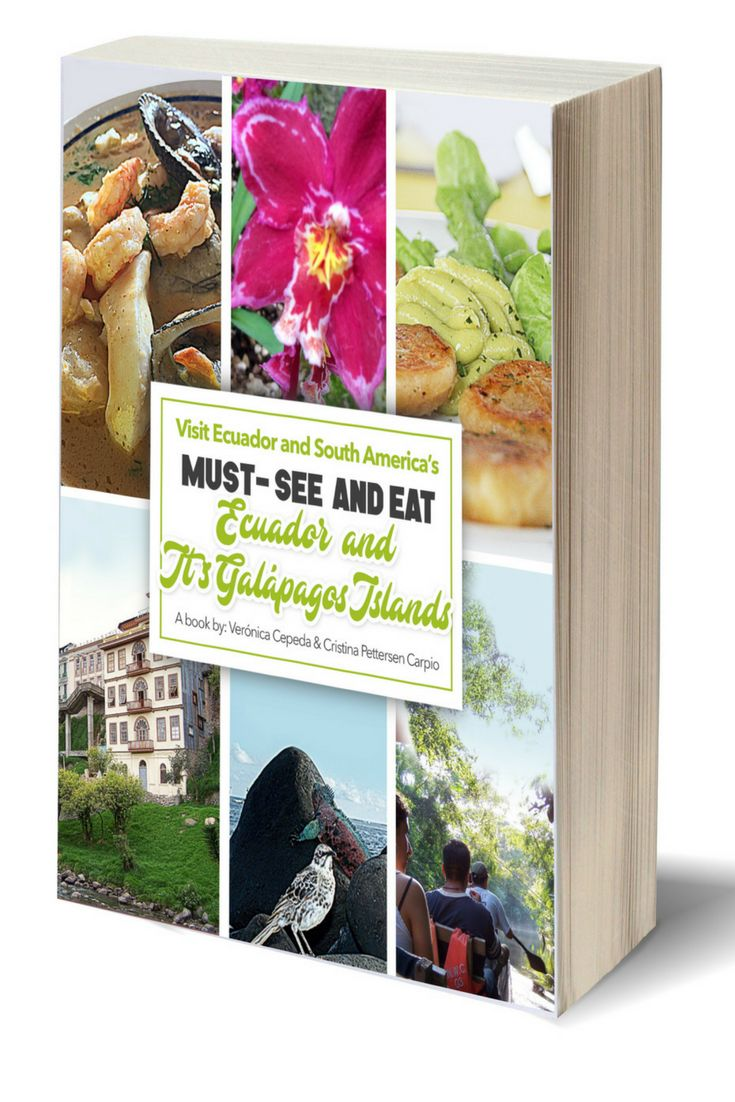 Get to know more about this beautiful country and its enchanted islands. Order your Ebook:Must-See and Eat- Ecuador and Its Galápagos Islands and plan your trip to this magical place. The Ebook brings insightful tips regarding food and attractions which help you to create unforgettable experiences during your trip.   Order the ebook -> http://bit.ly/BPEbookMustinEC  (10% of the proceeds go to the Manabi Earthquake relief)  Read the blogpost with reasons to visit Manabi…