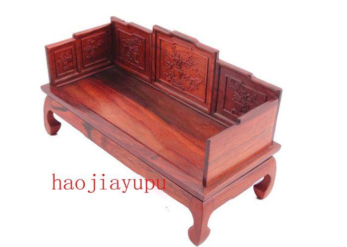 Acajou bois artisanats maison unie bois sculpture for Jardin chinois miniature