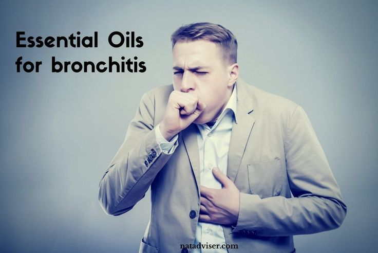 Top 7 Essential Oils for bronchitis that will help you breathe easily - http://natadviser.com/essential-oils-for-bronchitis/
