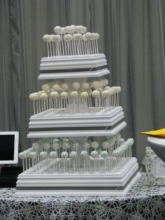 Tier Cake Pop Stand