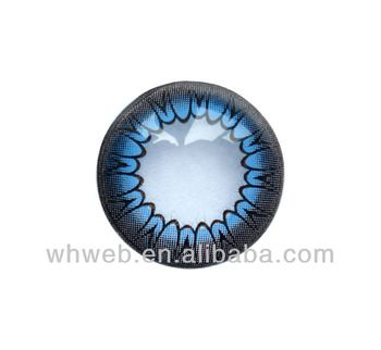 Wild eye contacts sharingan contact lenses Big Eyes Look Colored Lens With Various Designs Available