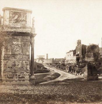 Via Sacra (Henri Plaut, 1859)